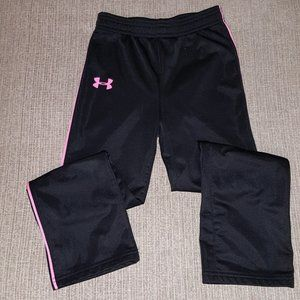 Under Armour Girls Athletic Pants - Size 6